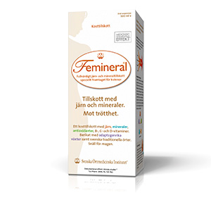 Packshot Femineral