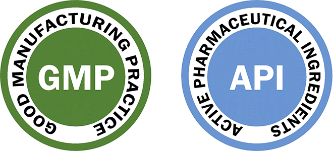 Certificates for good manufacturing practice and active pharmaceutical ingredients